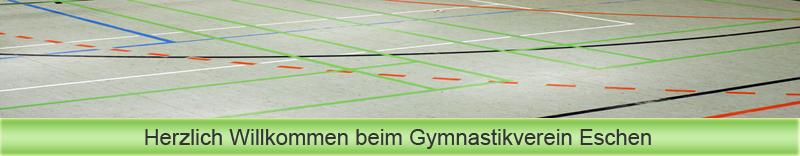 Herzlich Willkommen beim Gymnastikverein Eschen